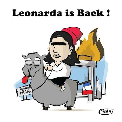 Ceciestmontweet - Leonarda