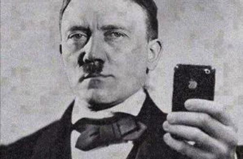 Hitler a fait fureur avec cette photo