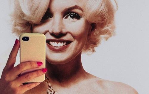 La légendaire Marilyn Monroe