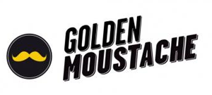 logo_goldenmoustache