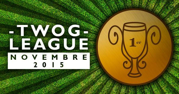 TWOG_LEAGUE_CLASSEMENT_TWITTOS_NOVEMBRE_2015_INFLUENCE_PARIS_FRANCE_TWITTER