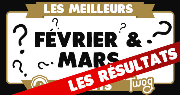 PRESENTATION_TOPTWOG_FEVRIER_MARS_RESULTATS