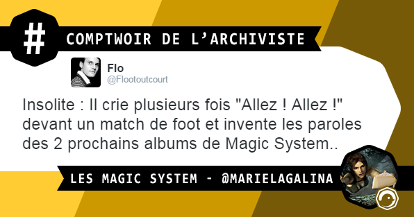 paroles chansons magic system