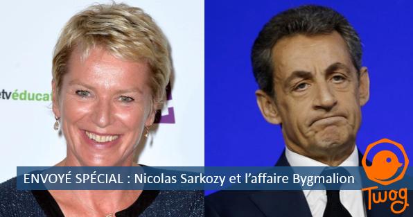 Sélection spéciale Sarkozy et l'affaire Bygmalion