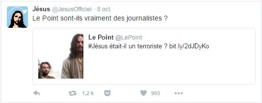 Le Point sont-ils vraiment des journalistes ?