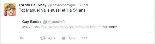 Tqt Manuel Valls aussi et il a 54 ans