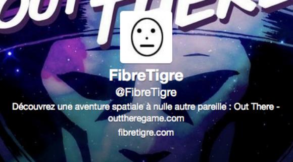 Image de couverture de l'article : Twinterview de @FibreTigre