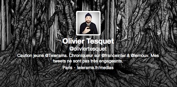 Olivier Tesquet Twitter