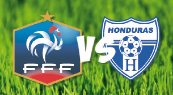 Image de couverture de l'article : Sélection spéciale live | Coupe du Monde : France – Honduras