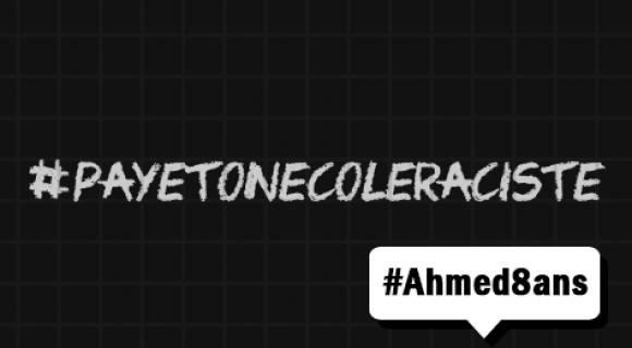 Image de couverture de l'article : Quand Twitter s'indigne avec #Ahmed8ans et #PayeTonEcoleRaciste
