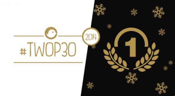 Image de couverture de l'article : Le Twop 30 : les meilleurs tweets de 2014