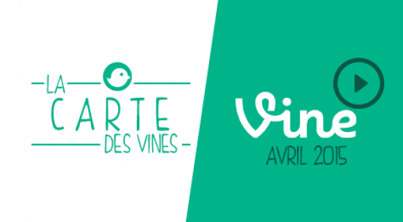 Image de couverture de l'article : La Carte des Vines d'avril 2015