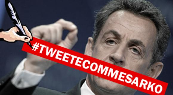 Image de couverture de l'article : Sélection Spéciale : #TweetecommeSarko