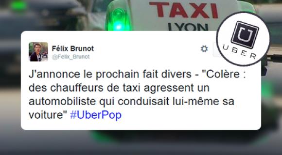 Image de couverture de l'article : Sélection Spéciale   UberPop VS Taxis