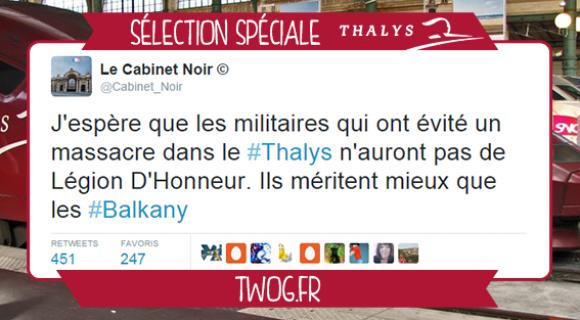 Image de couverture de l'article : Sélection Spéciale   Attentats Thalys