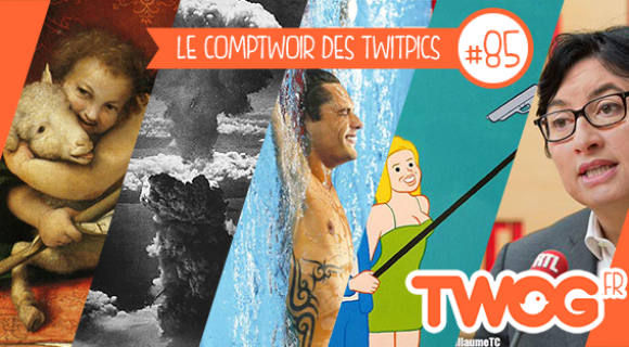 Image de couverture de l'article : Comptwoir des Twitpics | Vol. 85