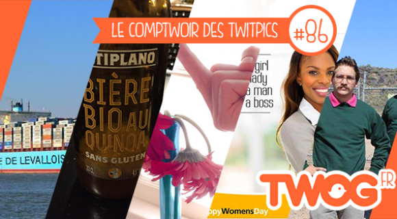 Image de couverture de l'article : Comptwoir des Twitpics | Vol. 86