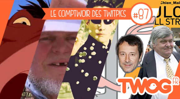 Image de couverture de l'article : Comptwoir des Twitpics | Vol. 87