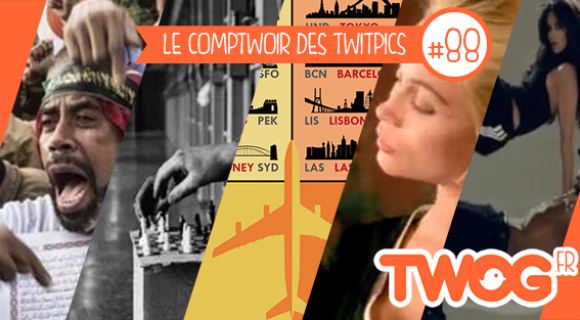 Image de couverture de l'article : Comptwoir des Twitpics | Vol. 88