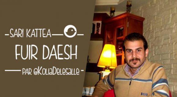 Image de couverture de l'article : Fuir Daesh : l'histoire de Sari par @koliadelesalle
