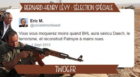 Image de couverture de l'article : Sélection Spéciale   Bernard-Henry Lévy