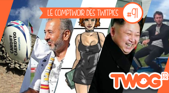 Image de couverture de l'article : Comptwoir des Twitpics | Vol. 91