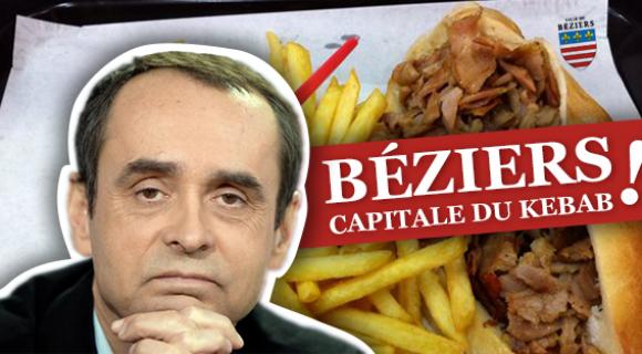 Image de couverture de l'article : Béziers, capitale du kebab.