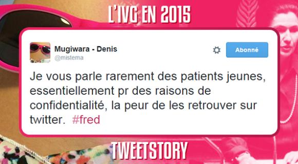 Image de couverture de l'article : L'IVG en 2015 : l'histoire de Fred par @mistema