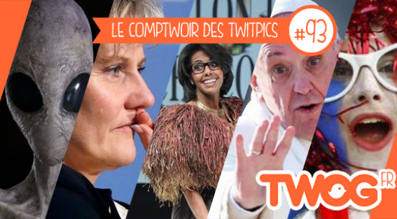 Image de couverture de l'article : Comptwoir des Twitpics | Vol. 93