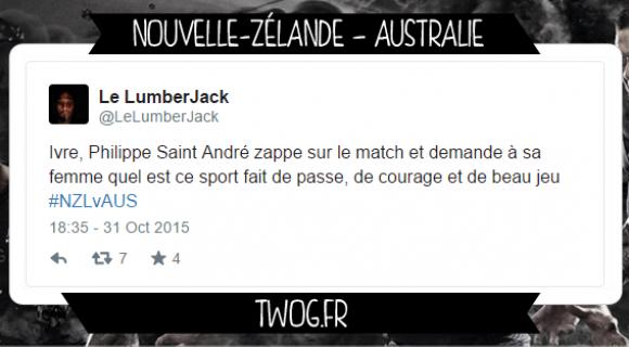Image de couverture de l'article : Rugby : Revivez Nouvelle-Zélande – Australie en tweets