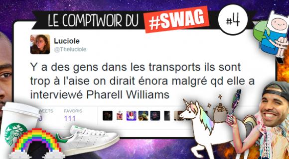 Image de couverture de l'article : Le Comptwoir du Swag #4