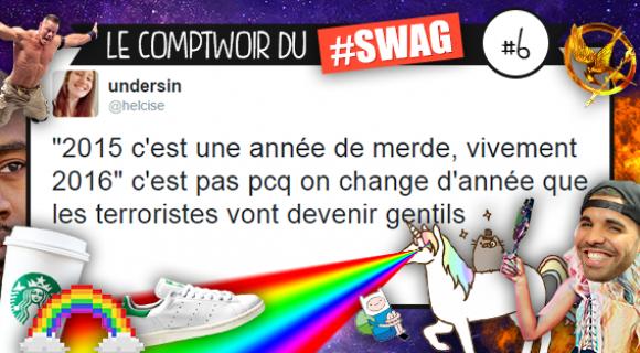 Image de couverture de l'article : Le Comptwoir du Swag #6