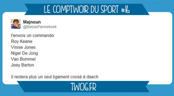 Image de couverture de l'article : Le Comptwoir du Sport 16