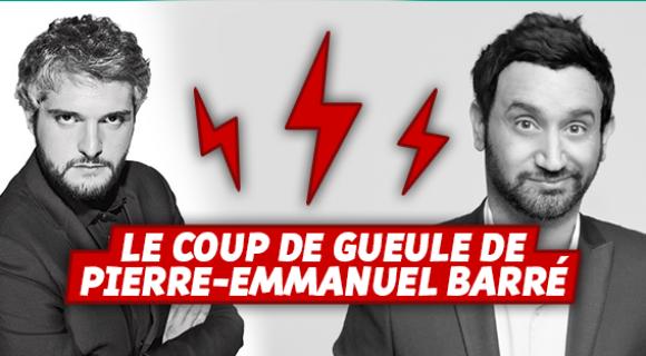 Image de couverture de l'article : Le coup de gueule de Pierre-Emmanuel Barré sur Twitter