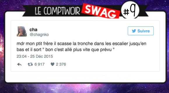 Image de couverture de l'article : Le Comptwoir du Swag #9