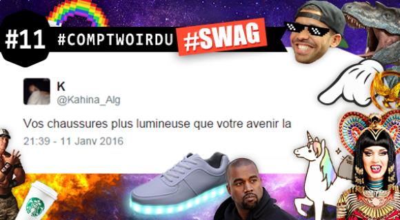 Image de couverture de l'article : Le Comptwoir du Swag #11