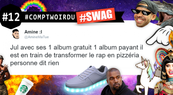 Image de couverture de l'article : Le Comptwoir du Swag #12