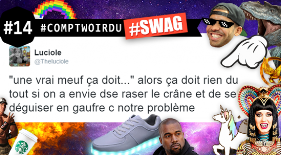 Image de couverture de l'article : Le Comptwoir du Swag #14