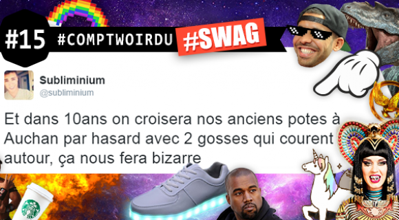 Image de couverture de l'article : Le Comptwoir du Swag #15