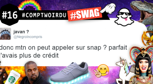 Image de couverture de l'article : Le Comptwoir du Swag #16