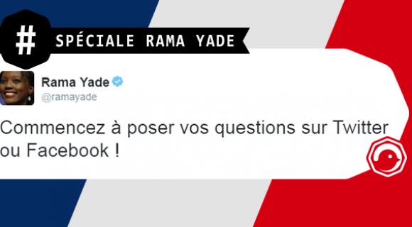 Image de couverture de l'article : Questions pour une Rama Yade