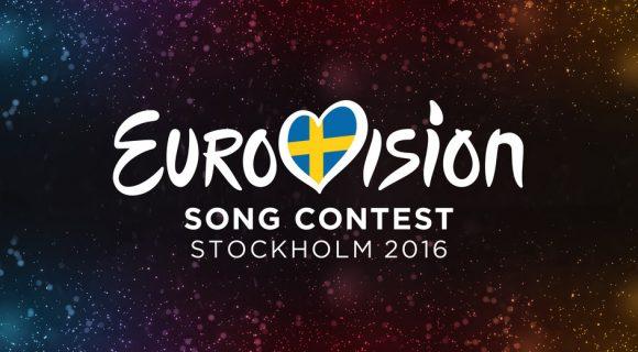 Image de couverture de l'article : Eurovision 2016