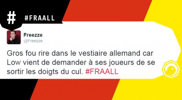 Image de couverture de l'article : Sélection spéciale – #FRAALL