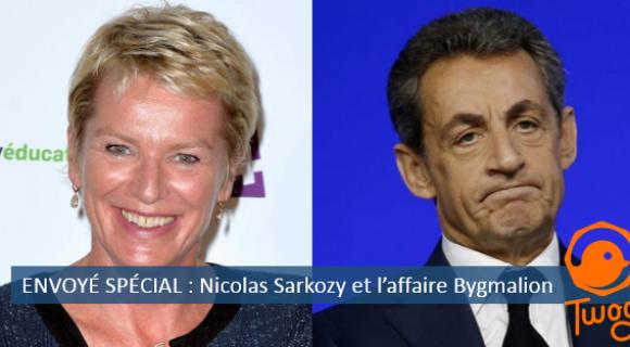 Image de couverture de l'article : Sarkozy et l'affaire Bygmalion : Twitter réagit à Envoyé Spécial