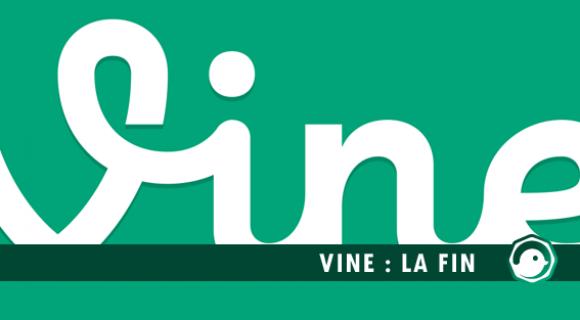 Image de couverture de l'article : Twitter annonce la fermeture de Vine