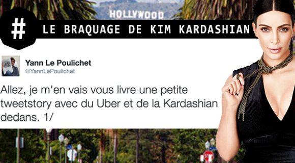 Image de couverture de l'article : Braquage de Kim Kardashian : la théorie (fiable) d'un chauffeur uber