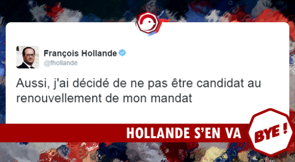 Image de couverture de l'article : Hollande s'en va