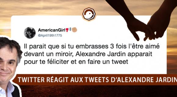 Image de couverture de l'article : Twitter réagit aux tweets d'Alexandre Jardin, passionné de couples.