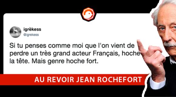Image de couverture de l'article : Hommage à Jean Rochefort