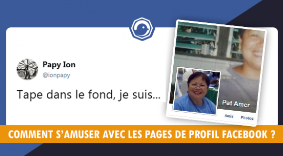Image de couverture de l'article : Comment s'amuser avec les pages de profil Facebook ?
